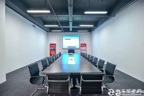 南山西丽大学城南山云谷500平精装写字楼出租图片3