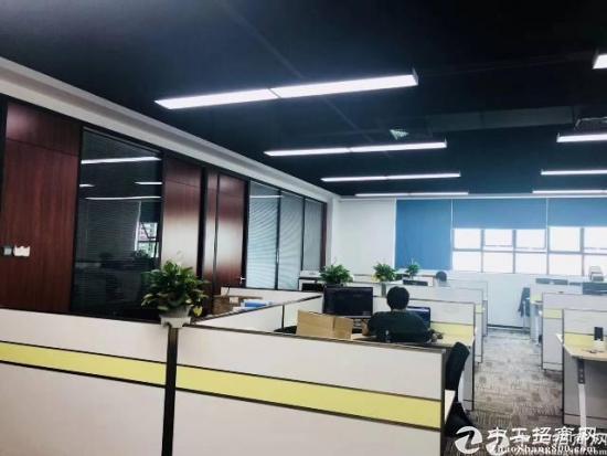 南山西丽大学城南山云谷500平精装写字楼出租图片4