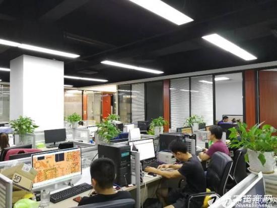 南山西丽大学城南山云谷500平精装写字楼出租图片5