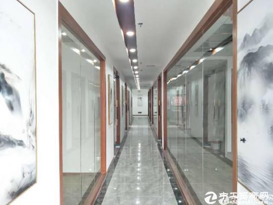 横岗塘坑地铁站200平写字楼出租图片3