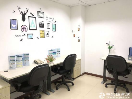 宝安办公室出租东方商务大厦/税务工商异常解除