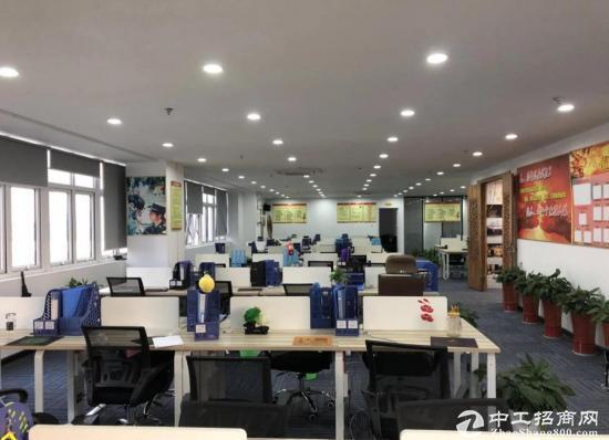 光谷总部国际二期时代620平精装现房带家具随时看房