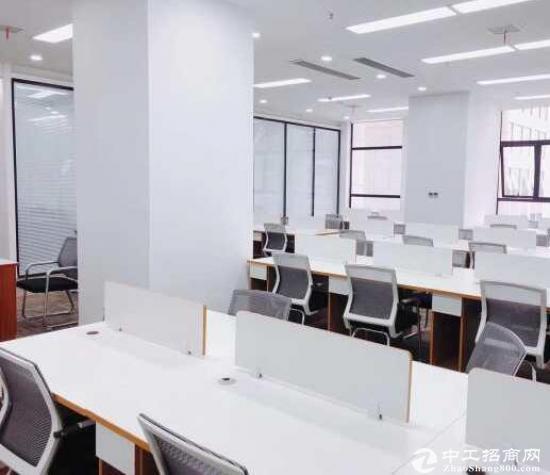 光谷光谷广场地铁站附近光谷国际广场500平米精装修