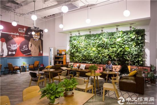 一人办公位600元,一人创业,环境大气,享创业补贴