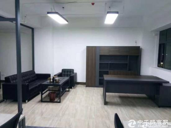 西丽地铁口113平米精装修写字楼招租图片2