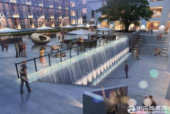 汉口江滩核心区高优惠、低密度、小高层写字楼招租