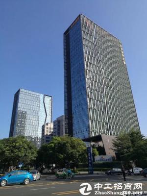 龙岗中心龙年广场2000平精装写字楼直租50平起分