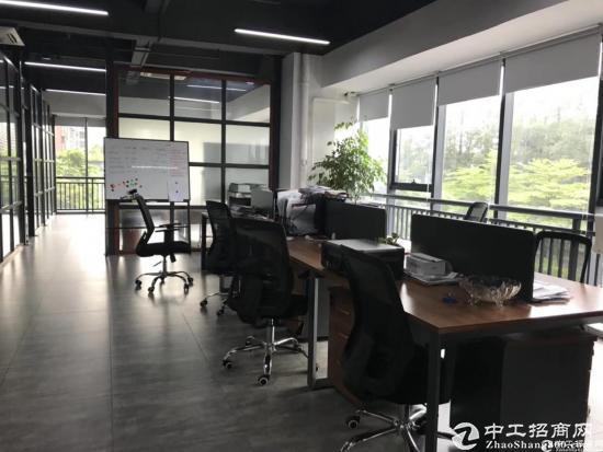 布吉万国食品城精装写字楼310平出租
