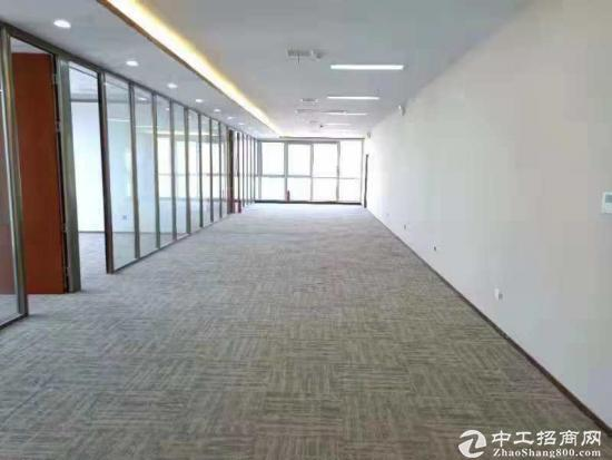 广发银行5A甲级写字楼出租地铁7号线无缝对接价格80免佣图片2