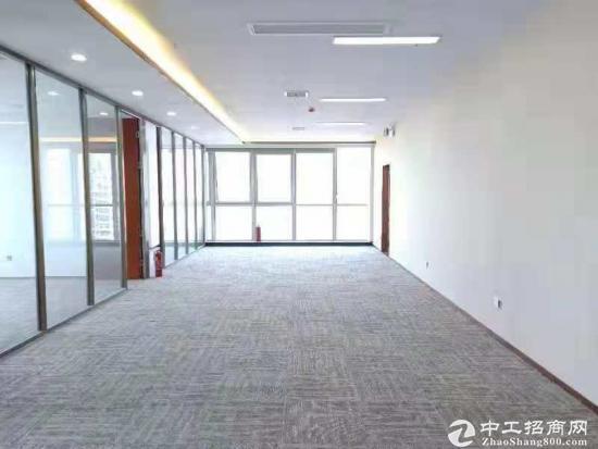 广发银行5A甲级写字楼出租地铁7号线无缝对接价格80免佣图片1
