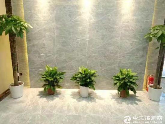 广发银行5A甲级写字楼出租地铁7号线无缝对接价格80免佣图片4