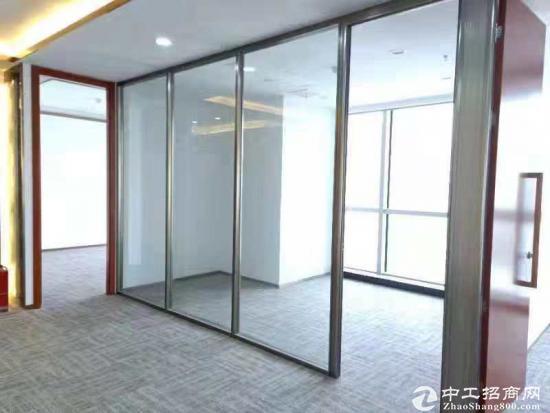 广发银行5A甲级写字楼出租地铁7号线无缝对接价格80免佣图片5