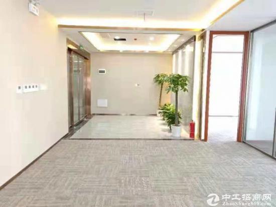 广发银行5A甲级写字楼出租地铁7号线无缝对接价格80免佣图片6