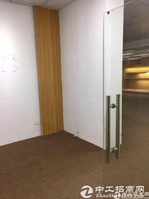 横岗塘坑地铁附近空出二楼280平办公室出租