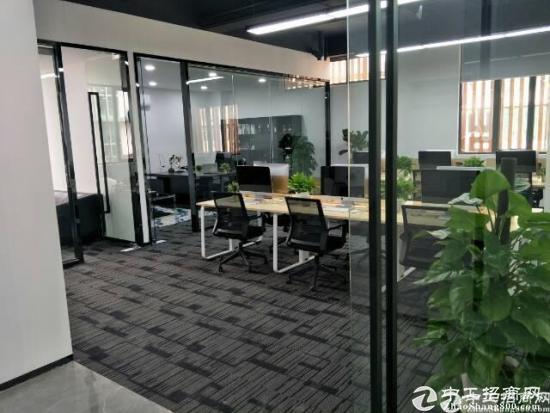 南山科技园精装写字楼129㎡租金仅98元/平