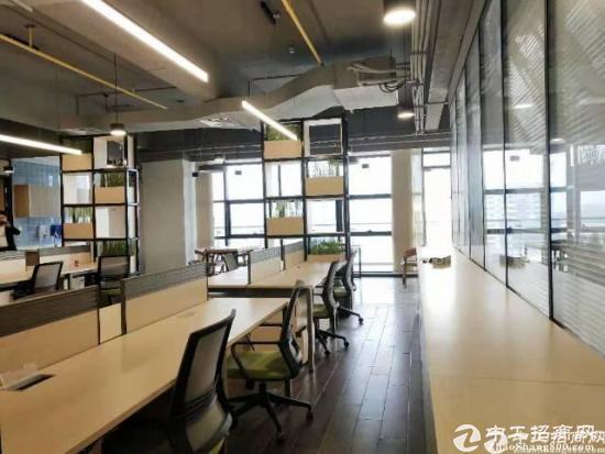 全新带装修!深圳天安数码城带精装修写字楼出租