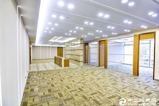 深圳地标平安国际金融中心豪装1000平世界500强