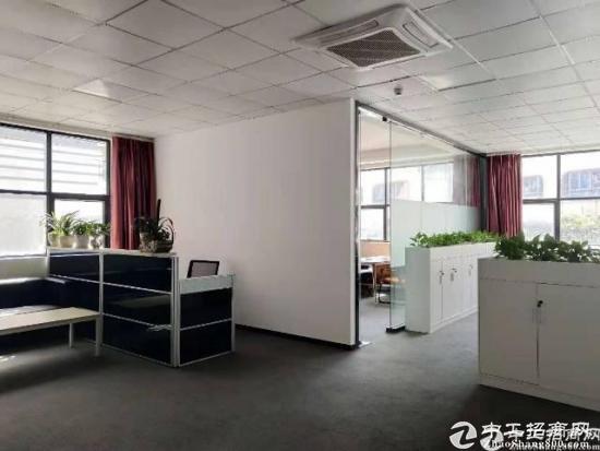 龙岗南联地铁口360平豪华装修写字楼业主直租
