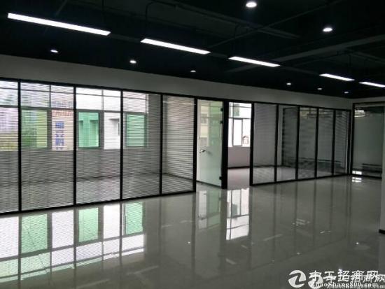 深圳南山创维数字大厦300平甲级写字楼低价出租