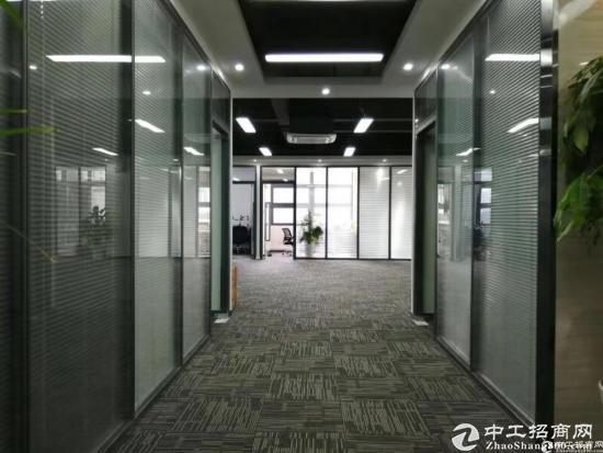 深圳南山Tcl国际e城新出一套553平带豪装低价出租