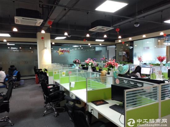 龙华清湖【硅谷大院】写字楼出租41平米精装修办公室95元/m².月