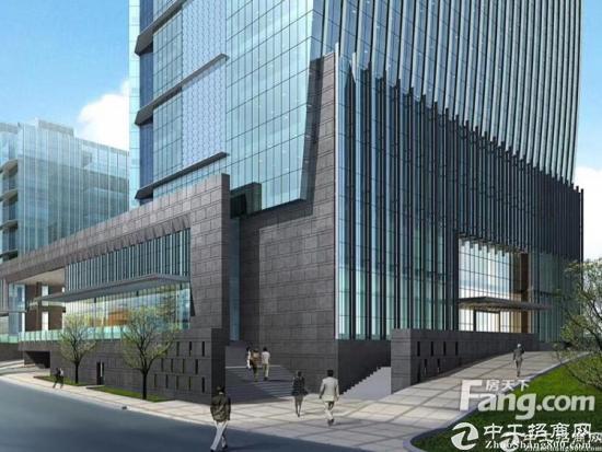 龙岗中心城甲级写字楼67000平地铁站零距离