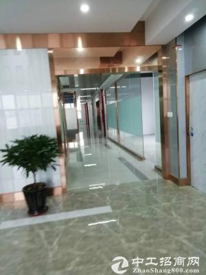 龙华天虹附近,新出电商园大小分租,100平起租
