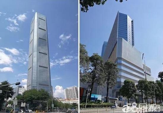笋岗地铁站E出口宝能中心全新1200精装修