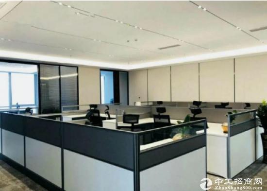 布吉创新科技园园林式办公高层带大阳台