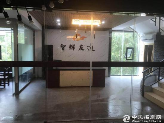 龙岗爱联地铁站260米处精装写50平--200平小户型写字楼...