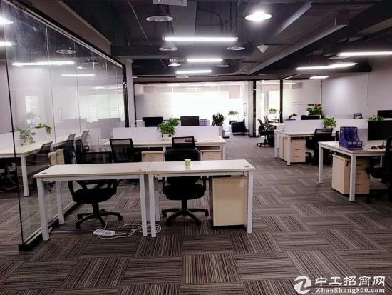 龙岗爱联地铁站260米处精装50平--200平小户型写字楼火爆招租