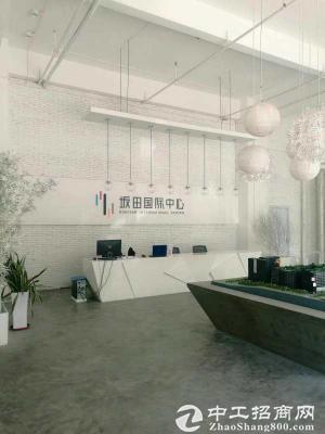 龙岗中心城新出甲级写字楼150平地铁站零距离
