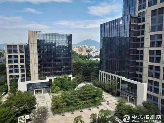 宝安松岗高速出口开发商全新写字楼出售200平起独立红本50年...