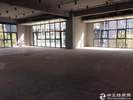 宝安松岗开发商全新写字楼可分割出售200平米起独立红本50年...