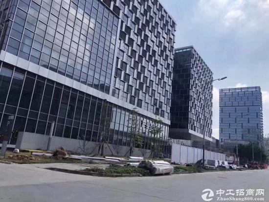 宝安松岗高速出口全新写字楼分割出售200平米起独立红本50年...