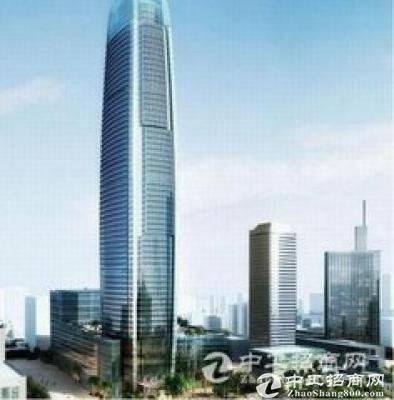 台商大厦  现楼带租约售46-60层5A甲级写字楼