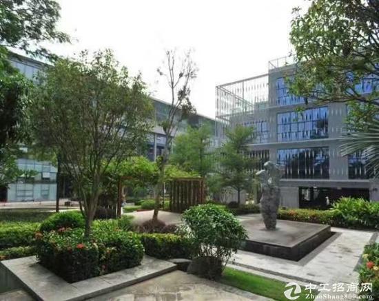 东莞南城四合院生态办公楼