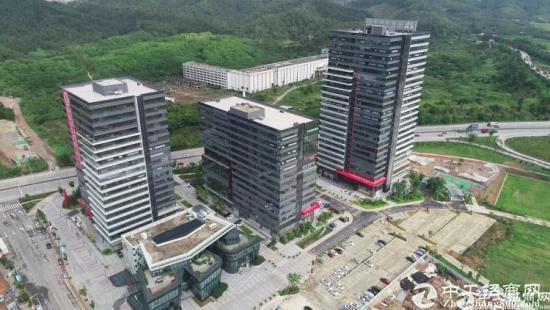 南山创维数字大厦400平甲级写字楼低价出租