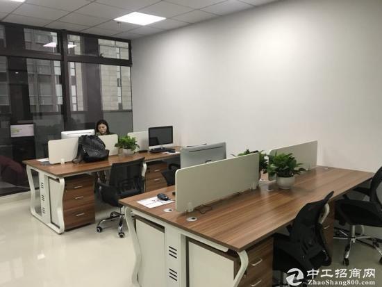 坂田繁华区百瑞达大厦新出带全套家私238平招租