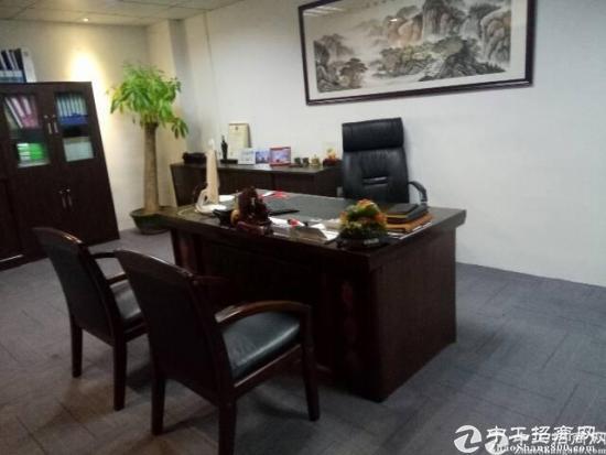 龙华油松文创园2楼精装修办公室招租