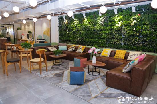 抢租!香港中路8人办公室4000元全包价