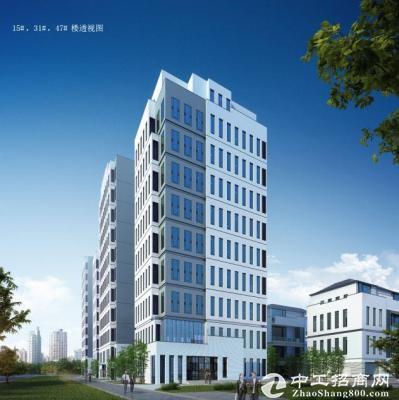 城阳核心位置企业写字楼买一层送一层