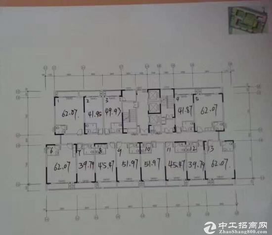 松岗高速出口开发商全新独立红本写字楼50年产权可按揭首付三成