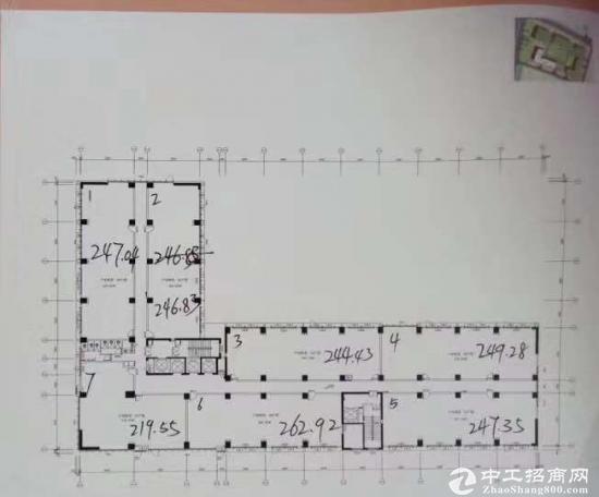 松岗高速出口开发商全新独立红本写字楼50年产权可按揭首付三成红本