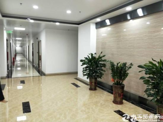 南联地铁口精装修办公室550平业主直租