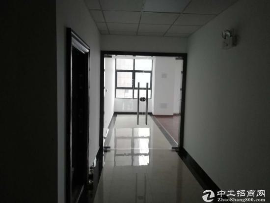 出租武汉经济技术开发区精装修写字楼209平3,6号地铁业主直...