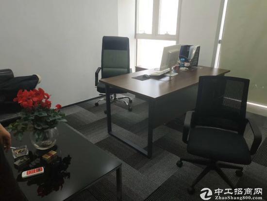 精装办公室出租 拎包办公 面积全