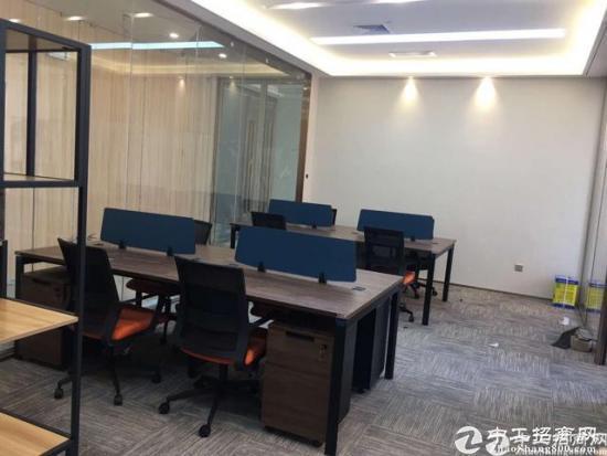 横岗新出标准写字楼368平方价格永福地铁站300米