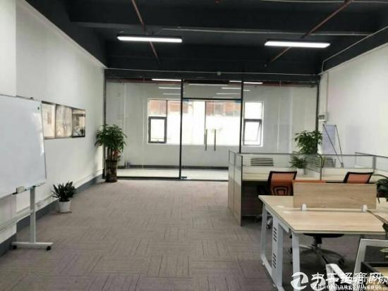南山西丽写字楼360平方精装办公室大小分租