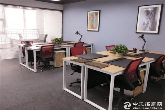 2~12人办公室(包水电,免物业,可短租,可注册